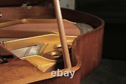 Restored, 1936, Bechstein Model S baby grand piano in walnut. 3 year warranty