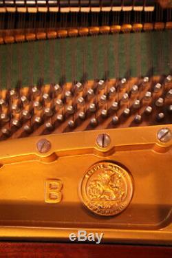 Restored, Bechstein Model B Grand Piano. Formerly Belonged to Ronnie Ronalde