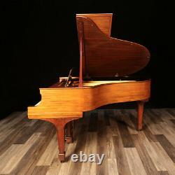 Restored Steinway Grand Piano, Model O 5'10