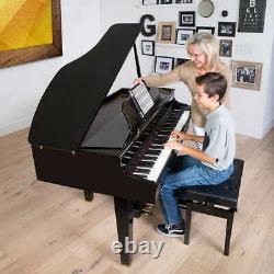 Roland CG-1 Mini Grand Digital Piano Bundle, Model CG-1