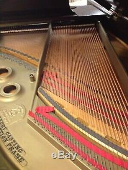 STEINWAY And Sons Model L Baby Grand Piano Great Price