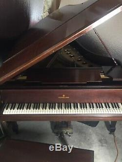 STEINWAY Grand Piano MODEL M Local DELIVERY INCLUDED. Mahogany