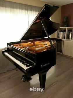 Showroom-perfect, new in 2003 BOSENDORFER Model 200 Grand Piano