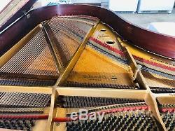 Sohmer Baby Grand Piano, 5, High Quality 1949 Model, mahogany finish, A