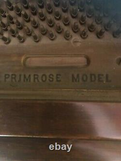 Sohmer & Co Baby Grand Piano Primrose Model Rare & Unique collector piece