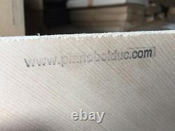 Solid Spruce Bolduc Soundboard Blank for Baldwin Model M Grand Piano