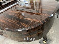 Steinway B 6'11 Grand Piano Picarzo Pianos Polished Macassar Ebony Model