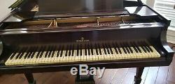 Steinway Baby Grand Piano 1933 Mahogany Model M
