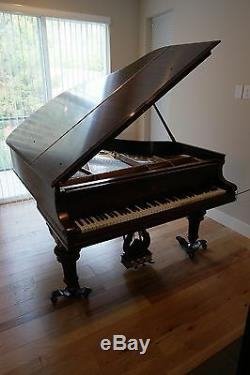 Steinway Grand Piano, Model A, 6' 2, C1910, Restored, Exquisite