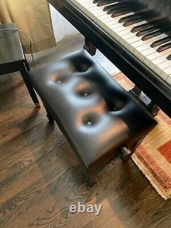 Steinway Grand Piano, Model B, 1983, Black Ebony, very good condition
