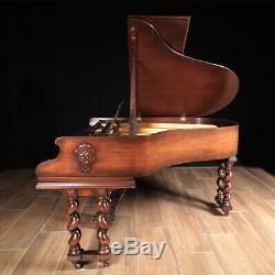 Steinway Grand Piano, Model M, Exquisite & Rare Cabinet