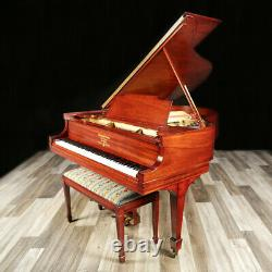 Steinway Grand Piano, Model M- Sold by Lindeblad Piano