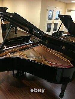 Steinway Grand Piano Model O 2013 EBONY POLISH