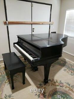 Steinway Grand Piano Model O Fully Restored in and out