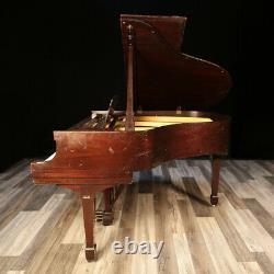Steinway Grand Piano, Model S