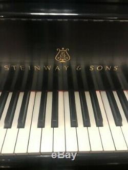 Steinway Grand Piano Model S
