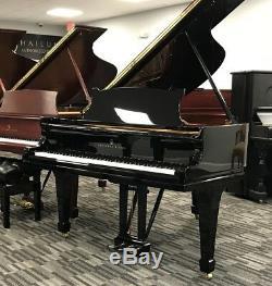 Steinway (Hamburg) Model M Grand Piano VIDEOS Between S and L, O, A, B
