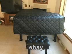 Steinway Model L 5'10'' Grand Piano Ebony