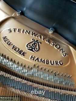 Steinway Model L Grand Piano