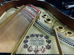 Steinway Model L Louis XV Grand Piano 5'10 1926 Yamaha Bluthner Mason Hamlin