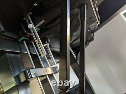 Steinway Model M 5' 7 Polished Ebony 1924 Grand Piano, Rebuilt 2014 #224067