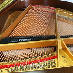Steinway Model M Louis XV Baby Grand Piano