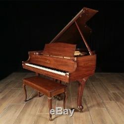 Steinway Queen Anne Grand Piano Model M Original Condition