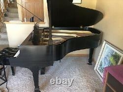Steinway & Sons 1949 Restored Model L Grand Piano