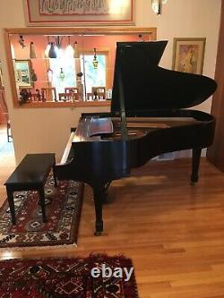 Steinway & Sons Grand Piano Model O