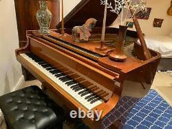 Steinway & Sons Model B 1984 Brown