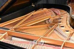 Steinway & Sons Model B 2003 Classic Bell Tone, Precision Action Set up