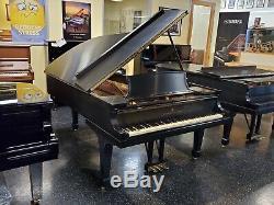 Steinway & Sons Model B Grand Piano Satin Ebony