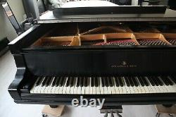 Steinway & Sons Model D Concert Grand 1910 NY