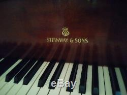 Steinway & Sons Model M Baby Grand