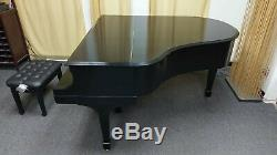 Steinway & Sons Model M Grand Piano Showroom Condition MUST SEE & HEAR