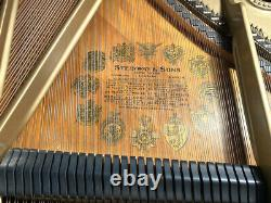Steinway & Sons Parlor Grand Piano Model A Mint Condition