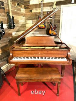 Steinway & Sons Parlor Grand Piano Model L Mint Condition
