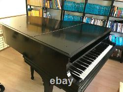 Steinway & Sons grand piano 6'1 model A (1921) sn 209381