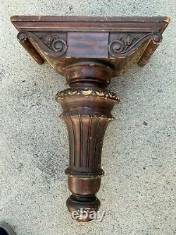 Steinway Victorian Ice Cream Cone Mahog Grand Piano Legs Pedal Lyre Models A B