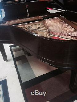 Steinway Vintage Model'O' Fully Restored in Dark Oak