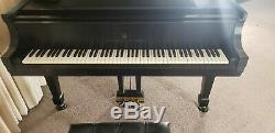 Steinway and Sons Model M Grand Piano (and bench)
