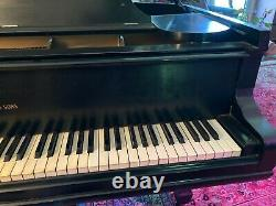Steinway grand piano model b