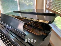 Steinway grand piano model m