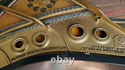 Steinway model L refurbised