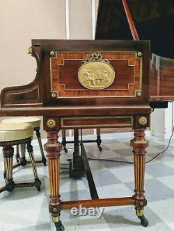 Stunning 1904 Bechstein Model V Grand Piano