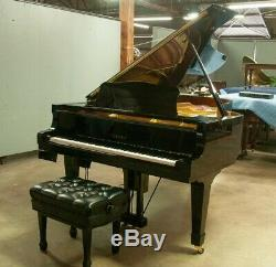Stunning Mint Yamaha Grand Model C7 Piano Made In 1994