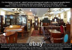 Stunning Rosewood & Satinwood Inlaid Model B C. Bechstein Grand Piano Circa 1908