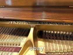 VTG Mason And Hamlin Baby Grand Piano Model B # 72232 Walnut with original Bench