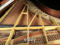 Victorian Steinway Grand Piano Model C Sold by Lindeblad Piano