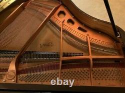 Vivace by Sauter Model G42 4'8 Baby Grand Piano with Piano Disc System & Bench